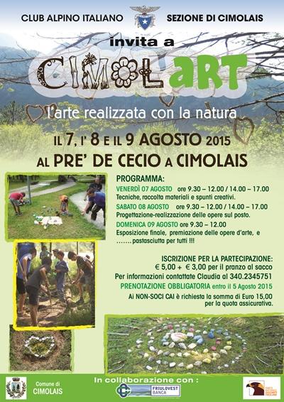 CAI CIMOLAIS - CIMOLART 2015