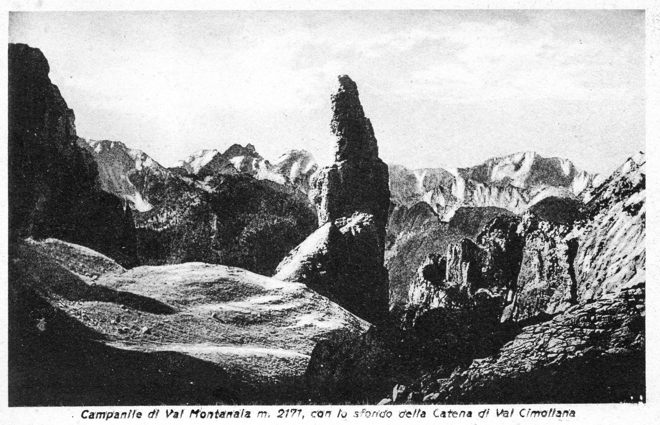 Campanile di Val Montanaja - data non definita