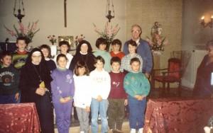 Suor Franca e Suor Eugenia - Siea  ott.  '93
